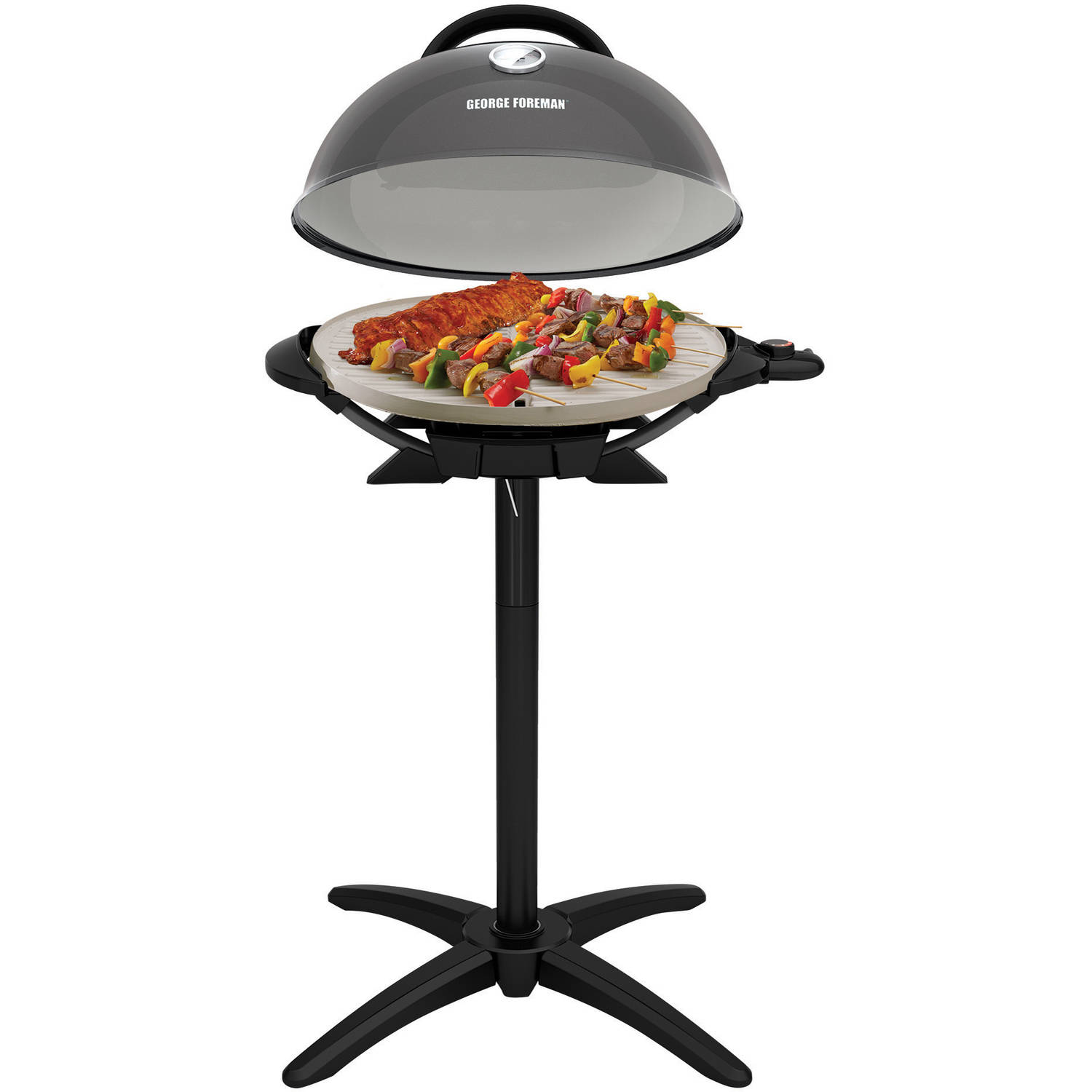 GFO3320GM  sc 1 st  eBay & George Foreman PRO Indoor / Outdoor Grill  240 Sq In Ceramic ...