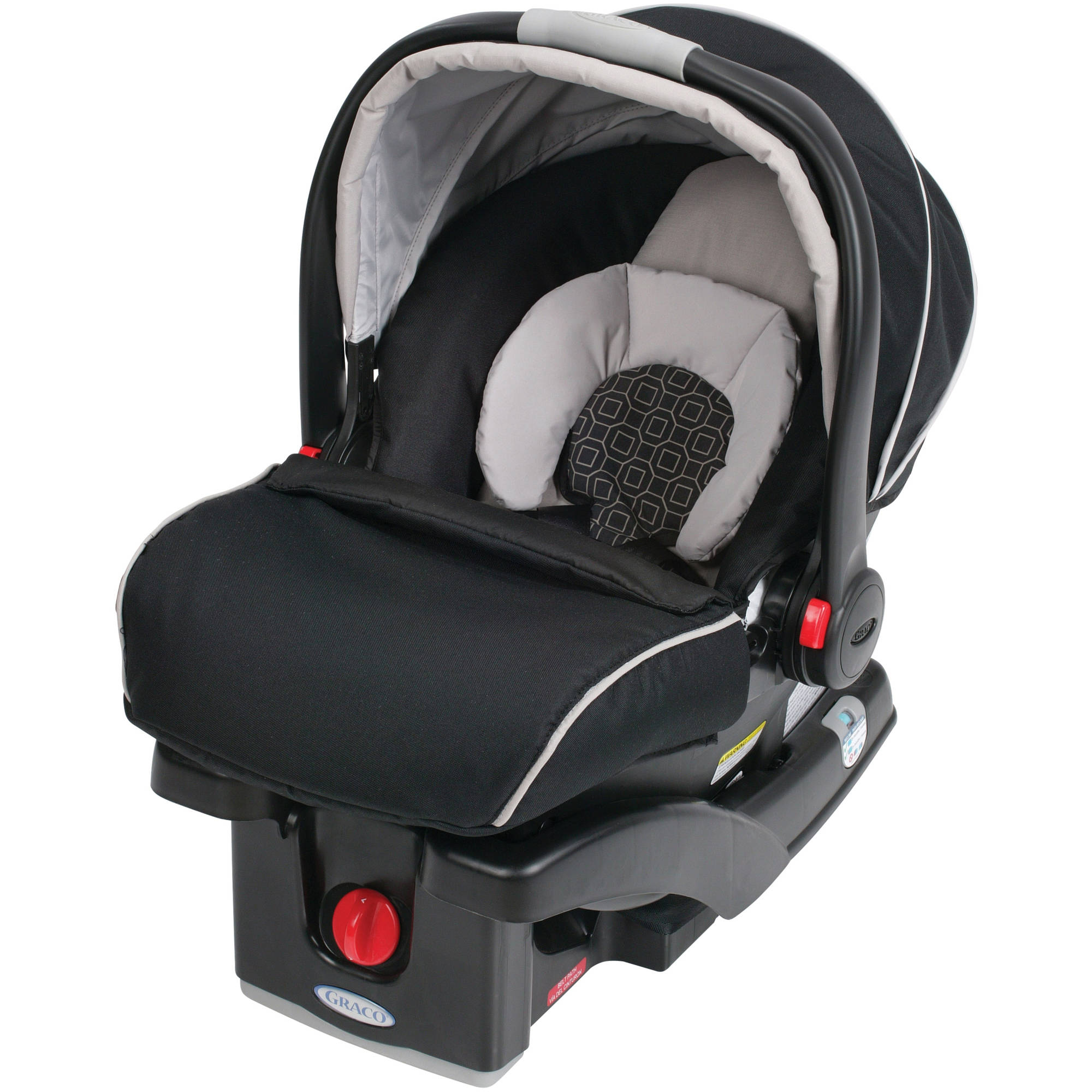 58a7eb4ff66 Details about Graco SnugRide Click Connect 35 Infant Car Seat with Boot