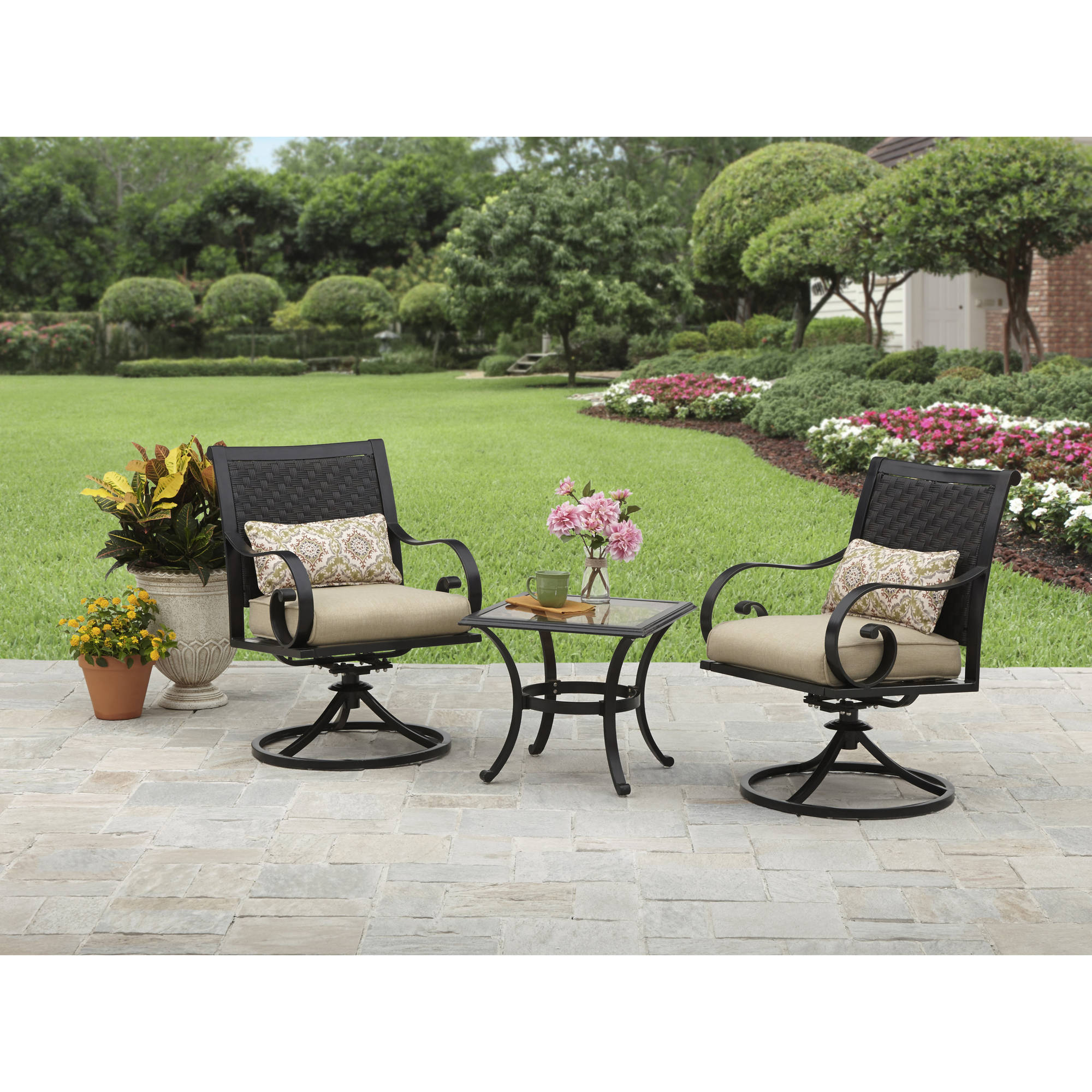Better Homes And Gardens Englewood Heights Ii Aluminum 3 Piece