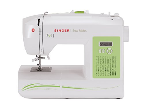 SEWING MACHINE SINGER Heavy Duty 40Stitch Industrial Sew Embroidery Inspiration New Singer Sewing Machines