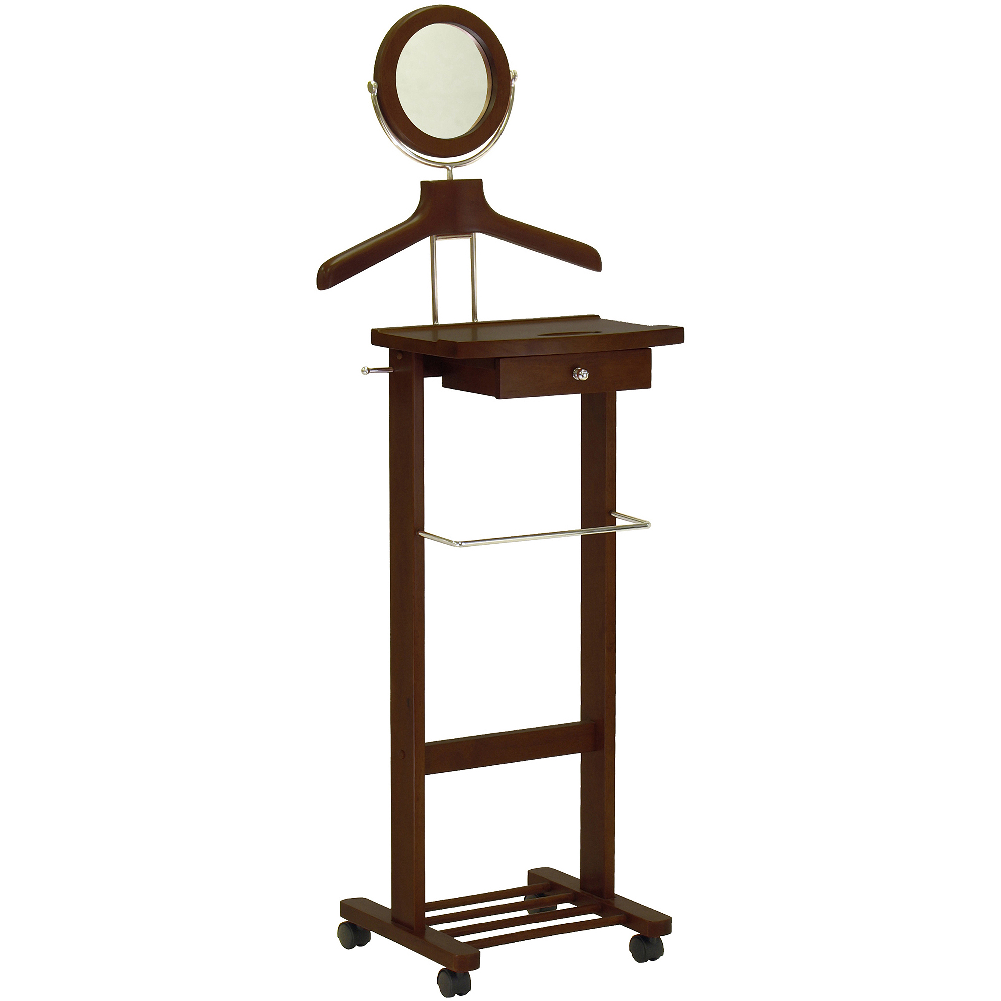 Winsome Valet Stand With Drawer On