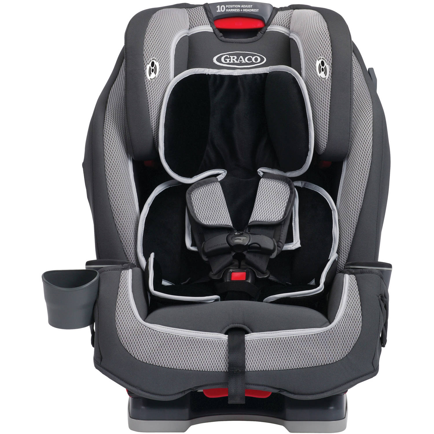 Graco MILESTONE All in 1 Convertible Car Seat Choose Your Pattern |
