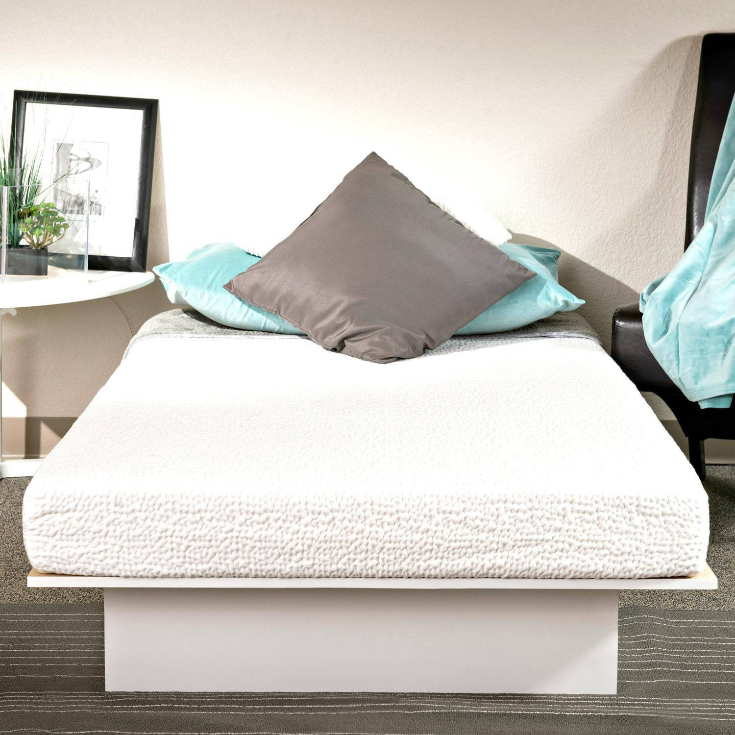Details About Homedics 6 Memory Foam Mattress Multiple Sizes