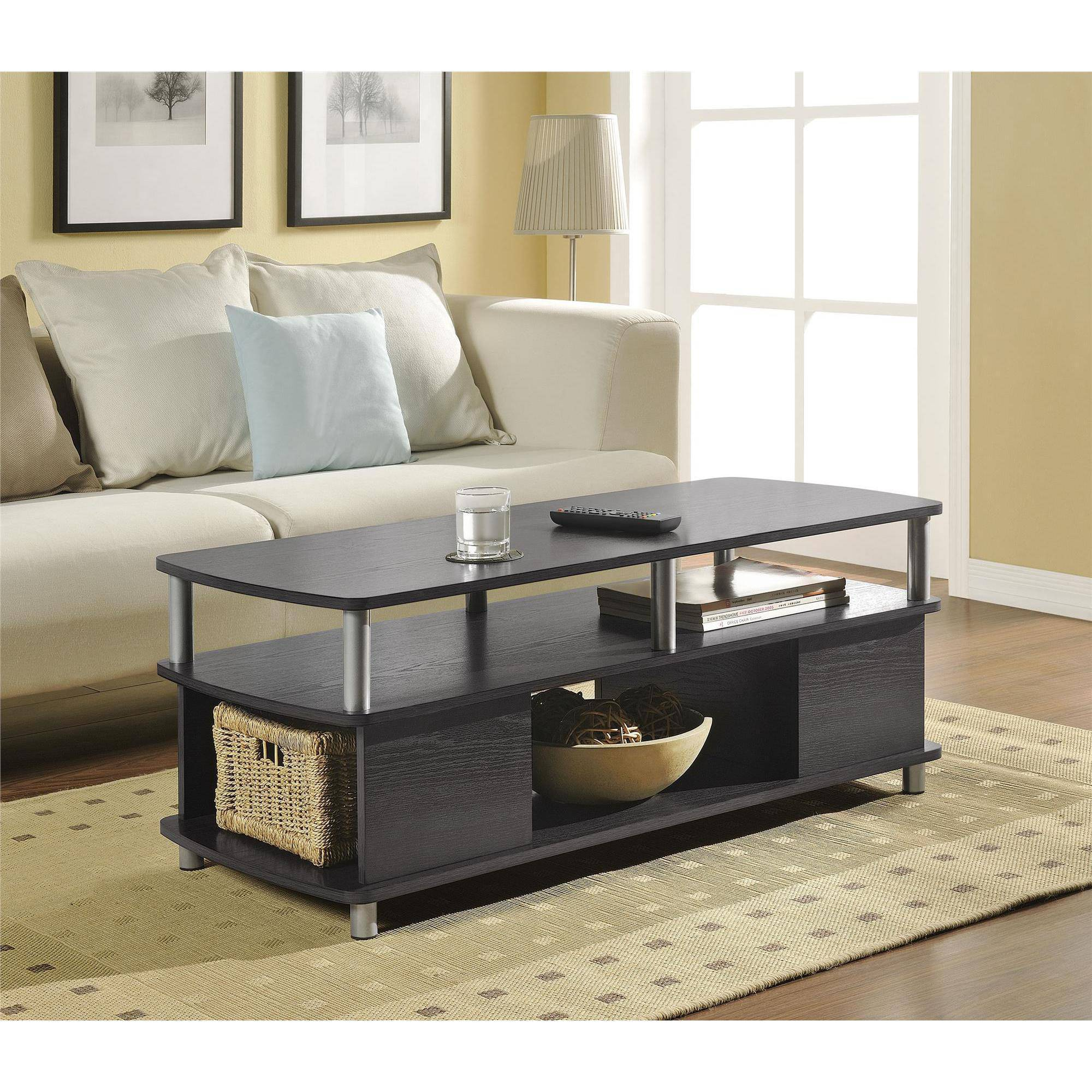 Altra Furniture 5094096 Carson Coffee Table Espresso eBay