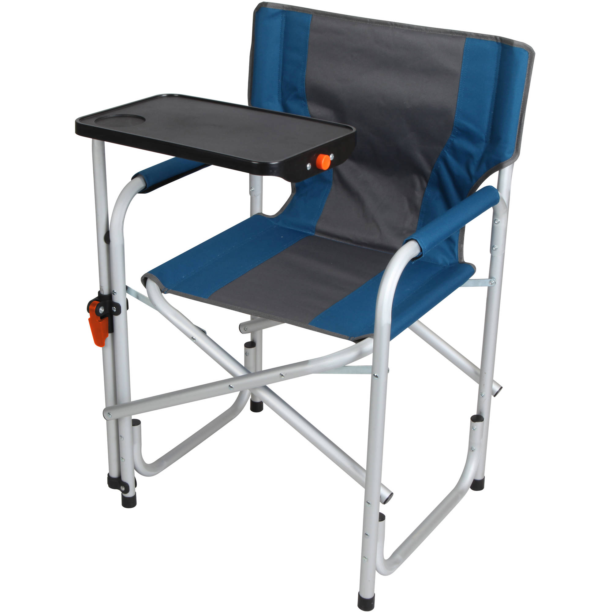 Original Ozark Trail Outdoor Aluminum Camping Director Chair 2