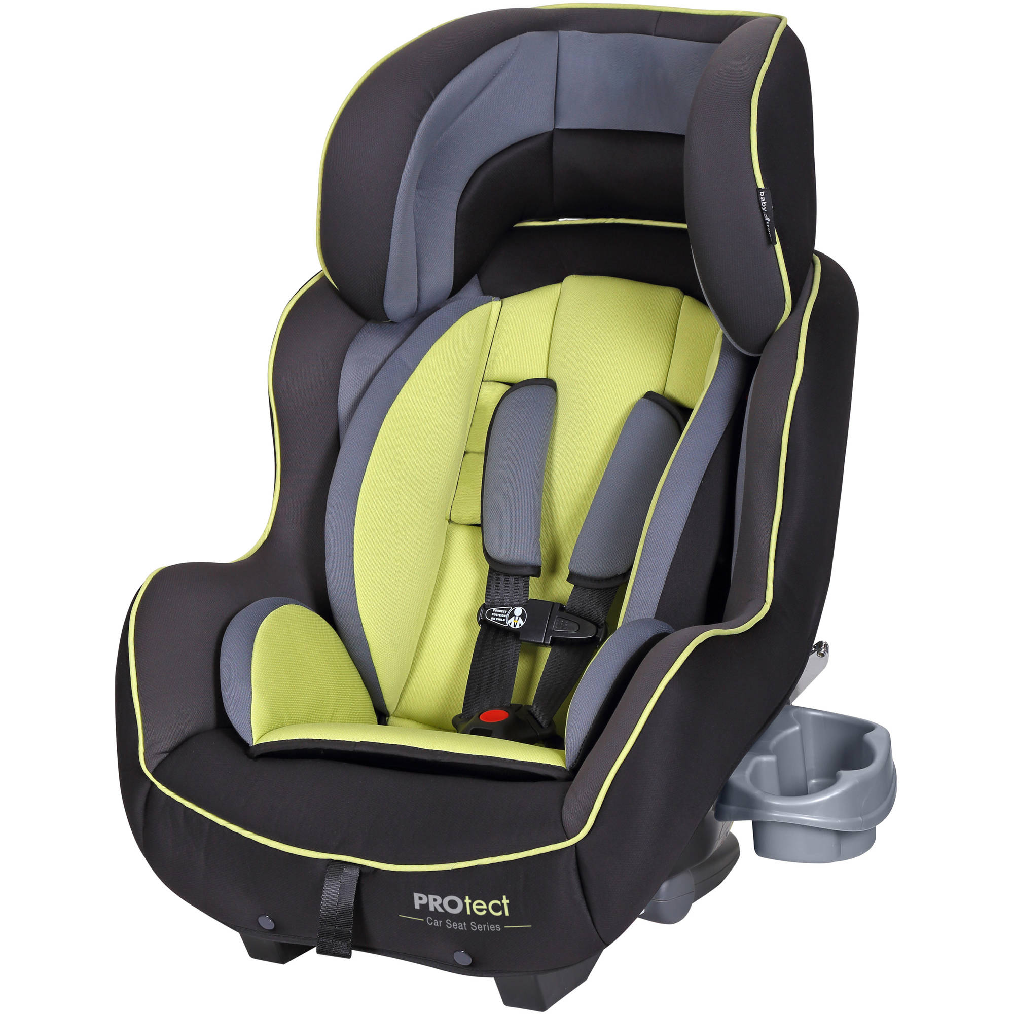 Baby Trend PROtect Sport Convertible Car Seat Polaris