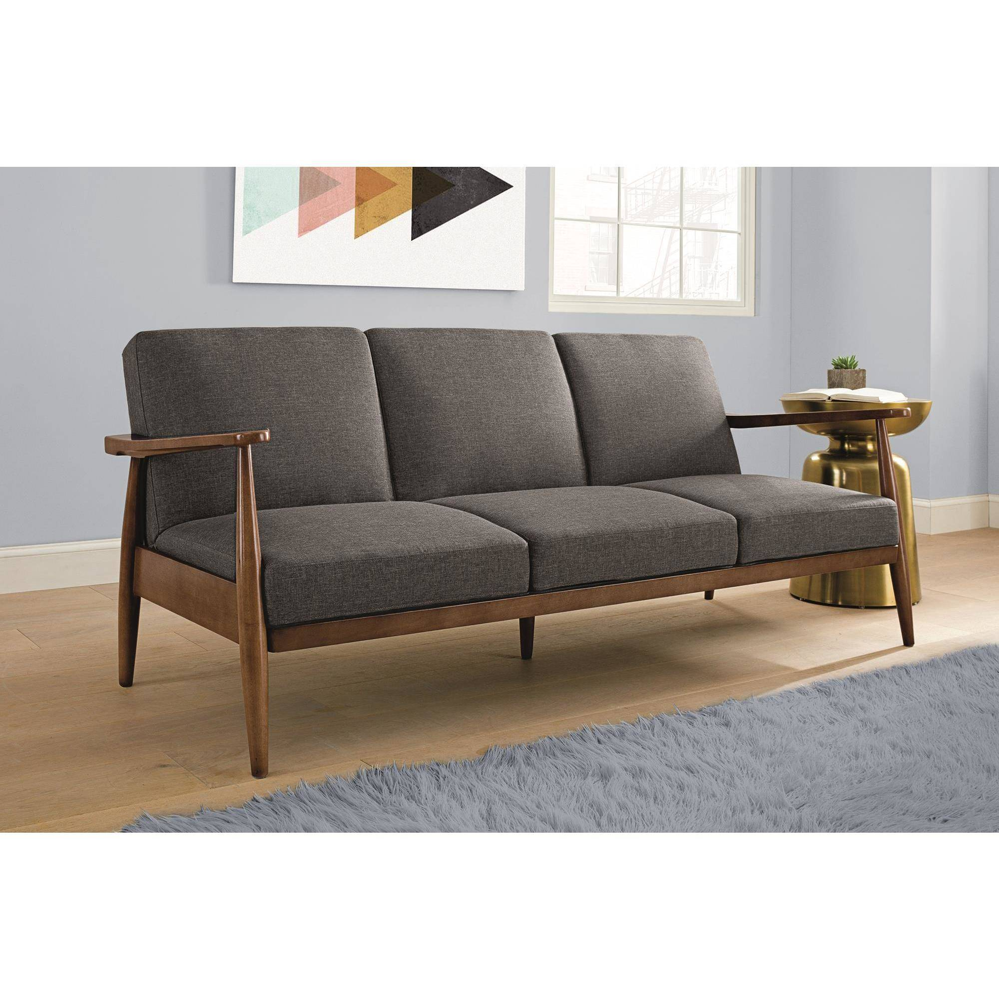 black room couch futon futons coaster sofa living bonded furniture leather warehouse shop oc beds