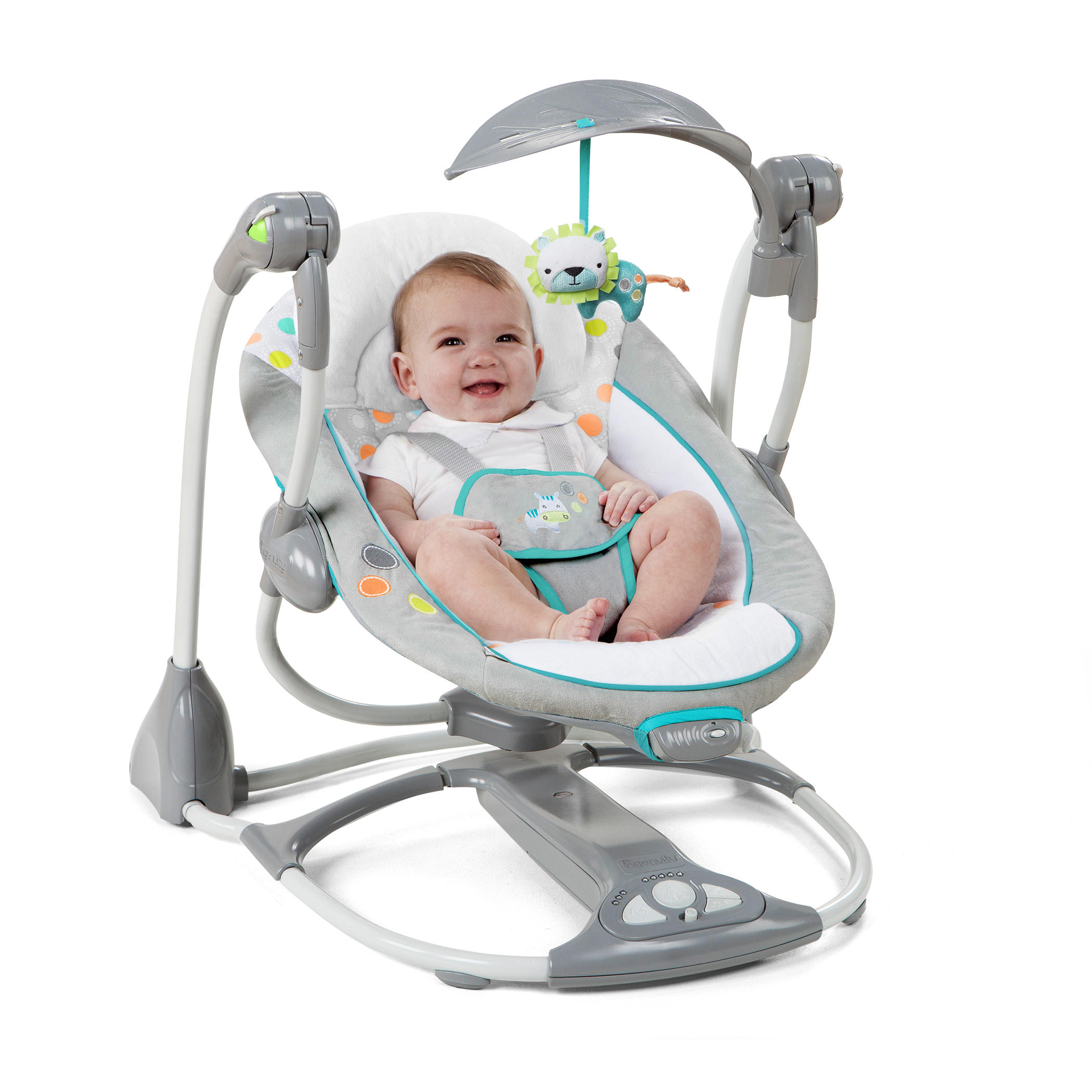 Strange Details About Baby Swing 2 Seat Infant Toddler Rocker Chair Little Portable Convertible New Machost Co Dining Chair Design Ideas Machostcouk