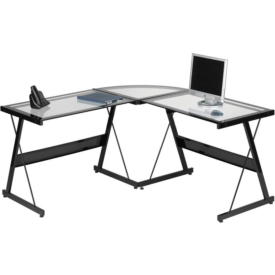 Santorini L-Shaped Computer Desk, Multiple Colors 846158000499 | eBay