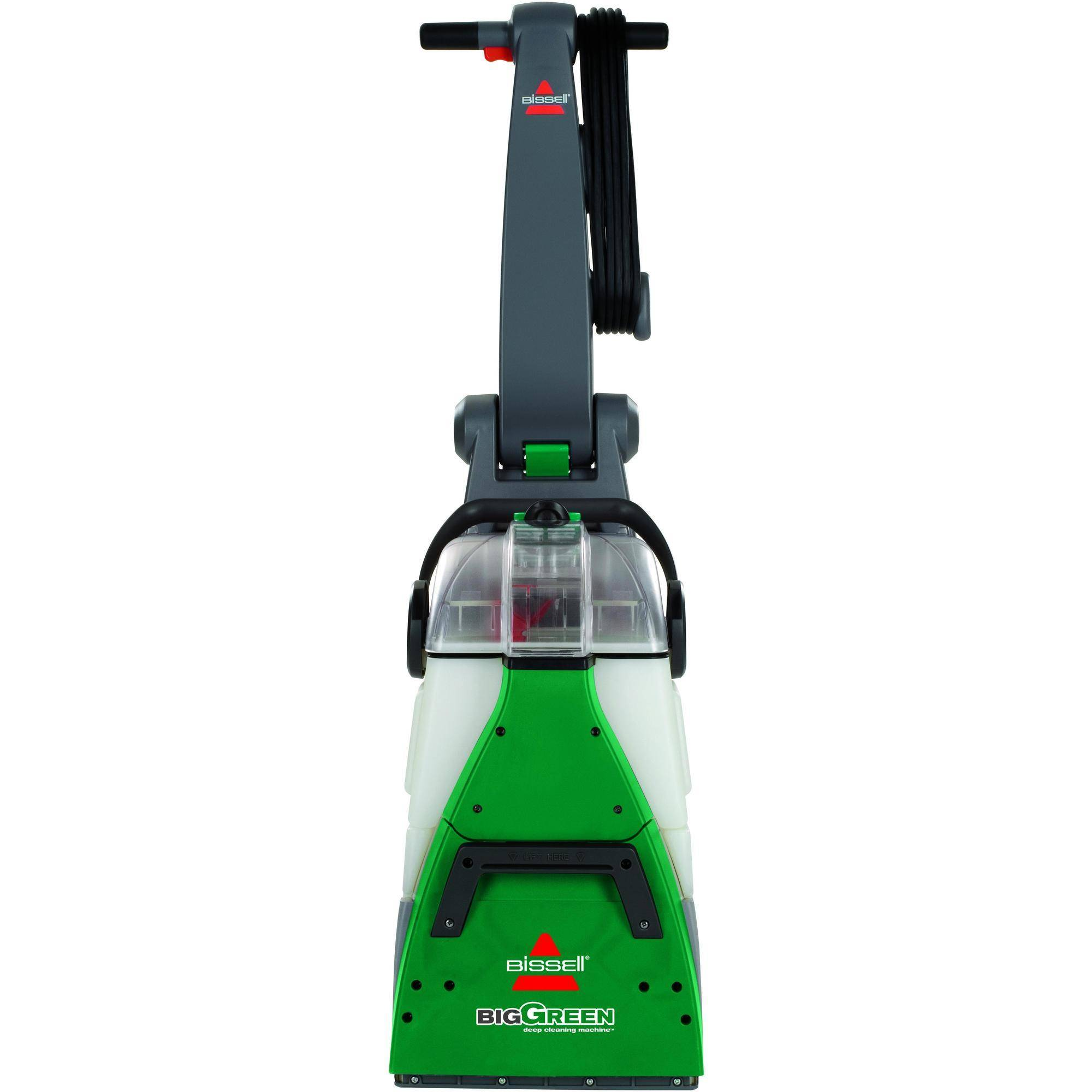 carpet cleaner machine bissell big green cleaning machine carpet cleaner 86t3 12651