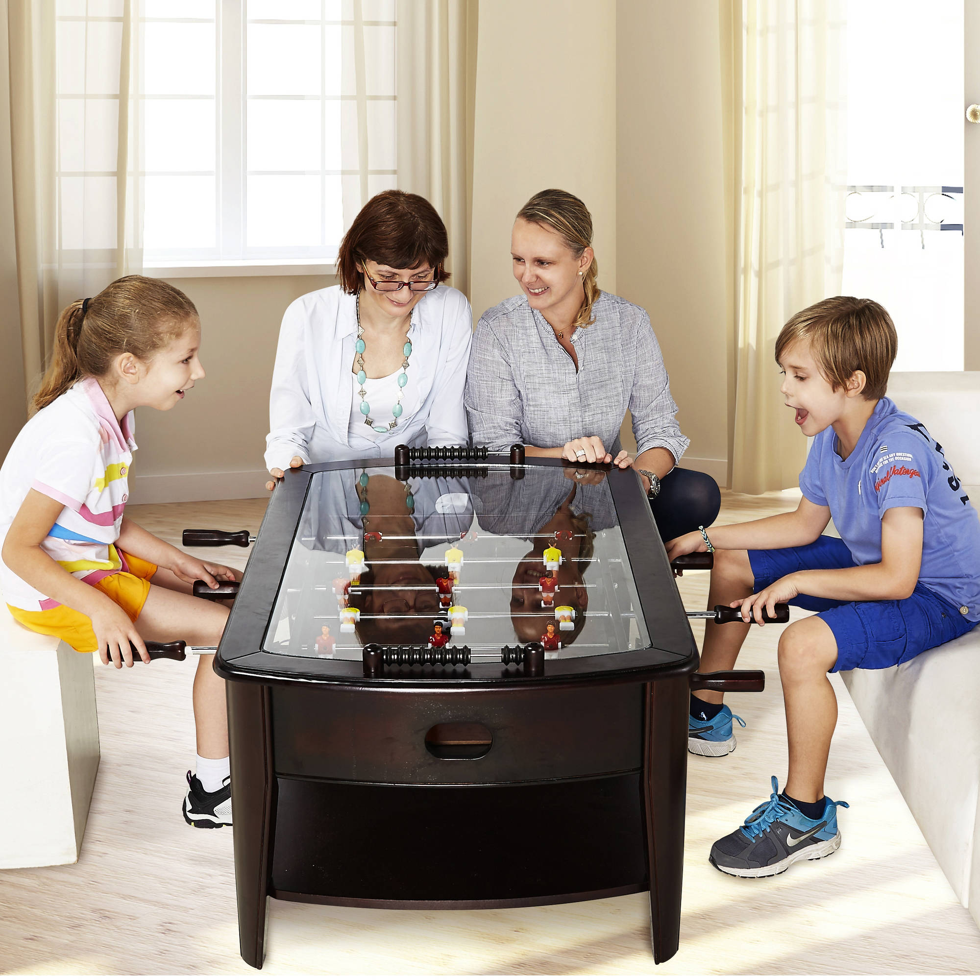 - Barrington 42 Inch Wooden Foosball Coffee Table 821735242011 EBay