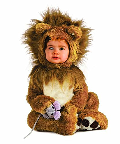 Click Thumbnail to Enlarge  sc 1 st  eBay & Lion Costume Baby Infant Newborn Halloween Fancy Dress King Cub Noah ...