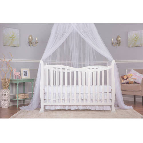 ithaca white cribs convertible crib upholstered fog in with natart panel collection