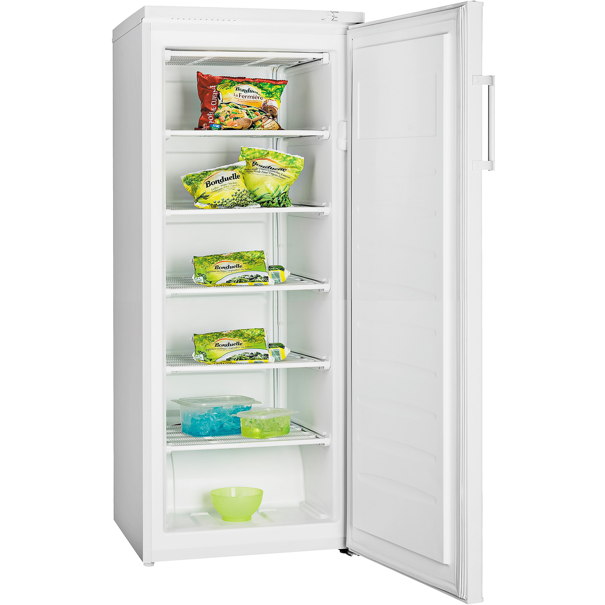Igloo 6 9 Cu Ft Upright Freezer White 58465772840 Ebay