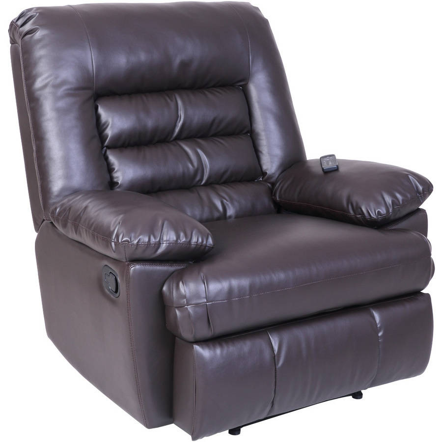 ... Picture 3 of 8 ...  sc 1 st  eBay & Serta Big Tall Memory Foam Massage Recliner Multiple Colors Dark ... islam-shia.org