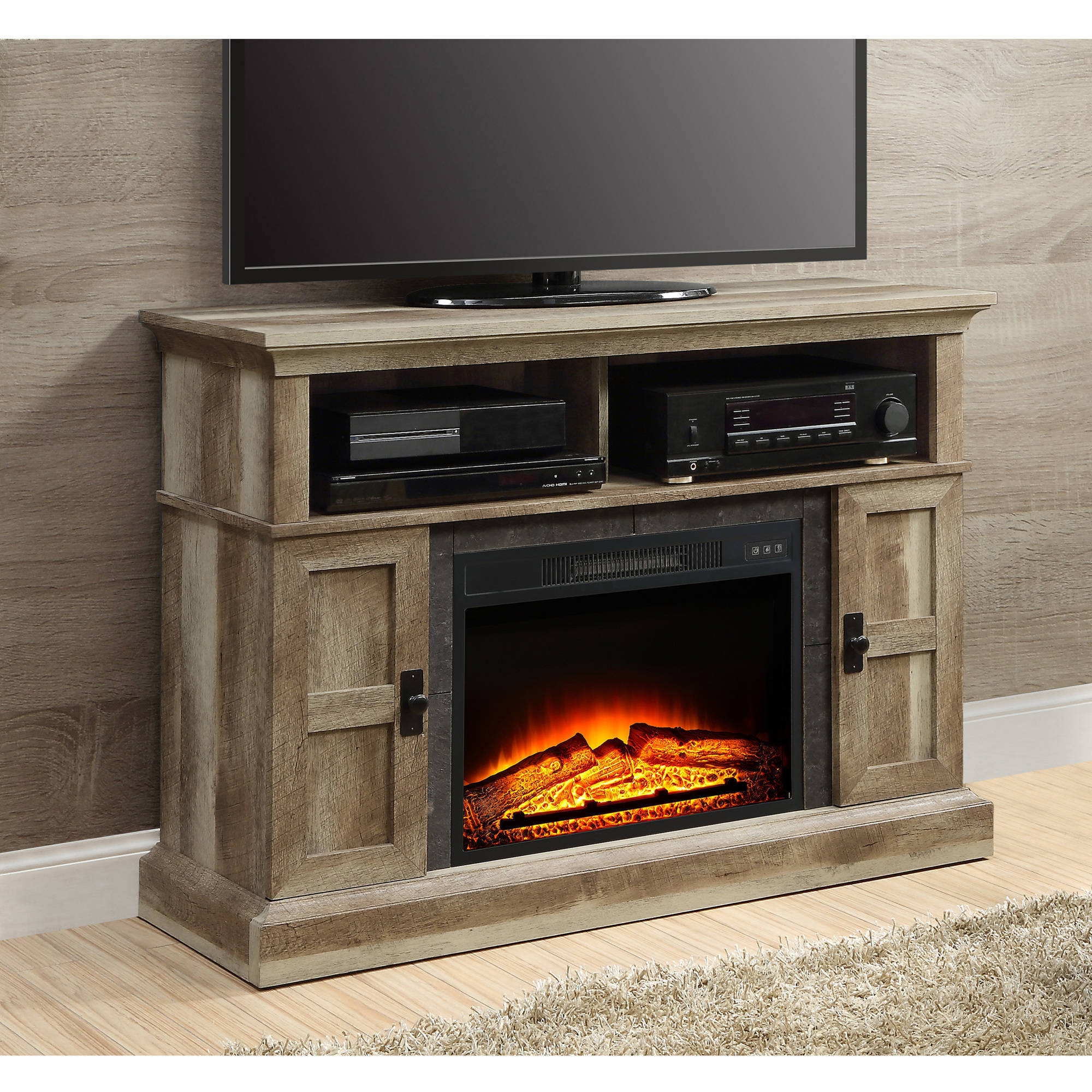 white products wall tv media electric consoles ca accessories fireplace corner console efca colleen or in