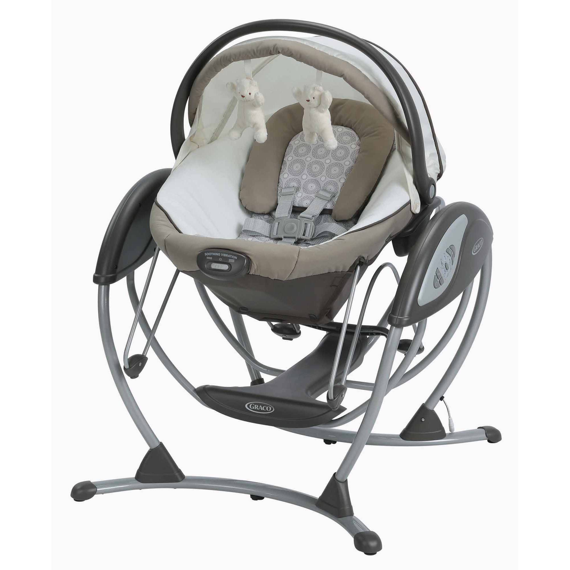 ab9fed84abb Graco Soothing System Glider Baby Swing