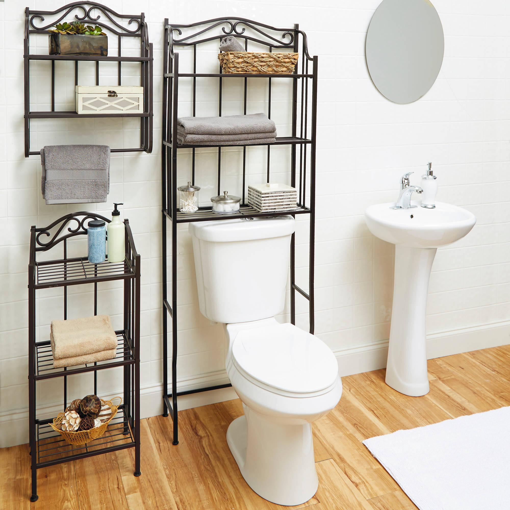 walmart ideas for units of size towel bathroom full livingroom rack shelving small storage decorating