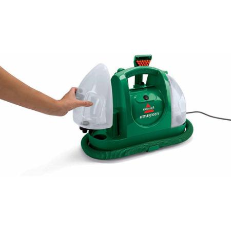 bissell little green machine bissell green spot and stain cleaning machine 29269