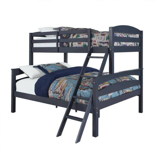 dorel living brady twin over full bunk bed multiple 10258 | f51323c0d981286b5555936ed36eefdb