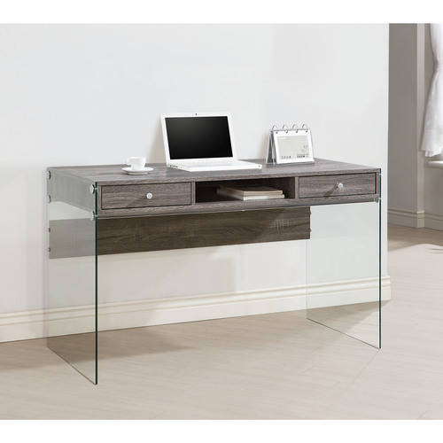 coaster contemporary computer workstation office desk table. Coaster Contemporary Writing Desk, Multiple Finishes Computer Workstation Office Desk Table F